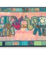 Mira Fair Trade Elephant Wall Tapestry-Medium