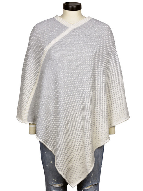 Featherweight Ombre Poncho