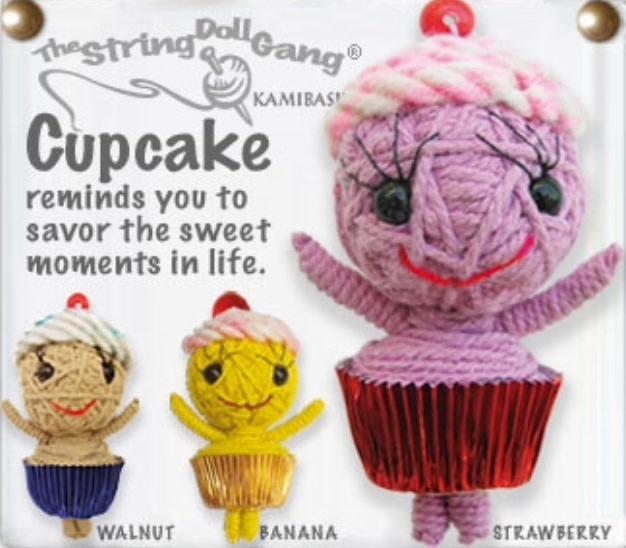 Kamibashi Cupcake