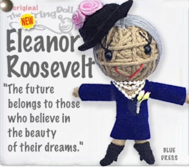 Kamibashi Eleanor Roosevelt