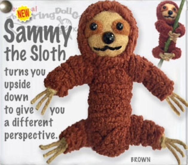 Kamibashi Sammy the Sloth