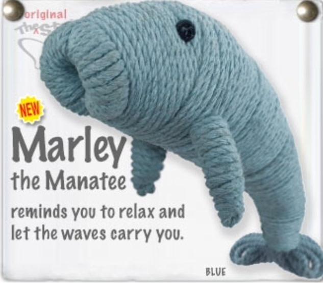 Marley the Manatee