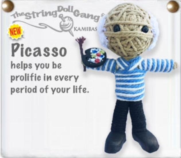 Kamibashi Picasso