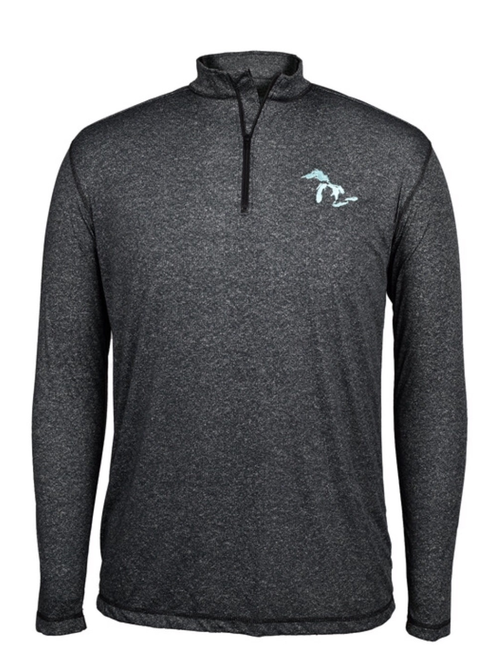 Embroidered Lakes 1/4 Zip