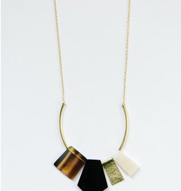 Mata Traders Hera Necklace Horn