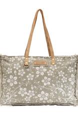 Chalky Weekender Bag