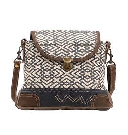 Cranky Design Shoulder Bag