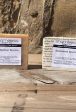 Sandalwood Bourbon Bar Soap