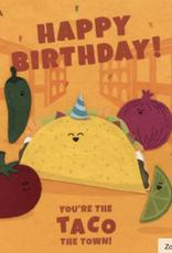 Taco the Town Birthday