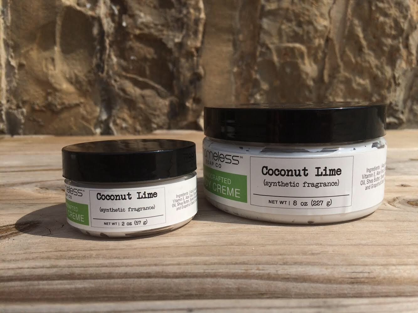 Coconut Lime Body Creme