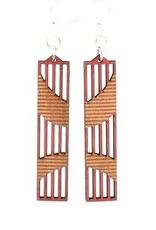 Wright Angle Earrings