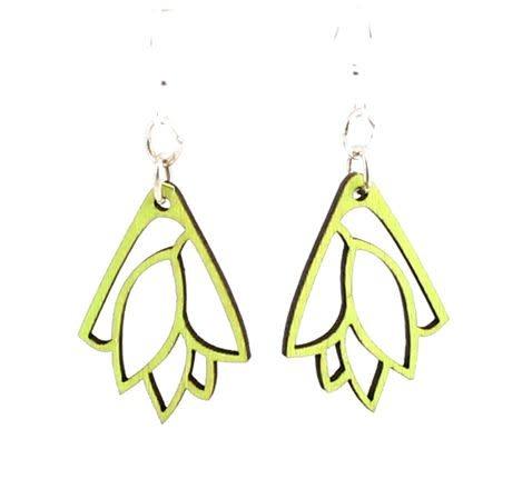 Leaf Bouquet Earrings