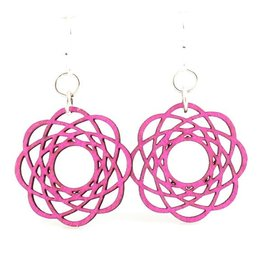 Molecular Earrings