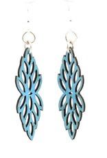 Vertical Blossom Earrings