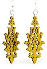 Leaf Cluster Earrings