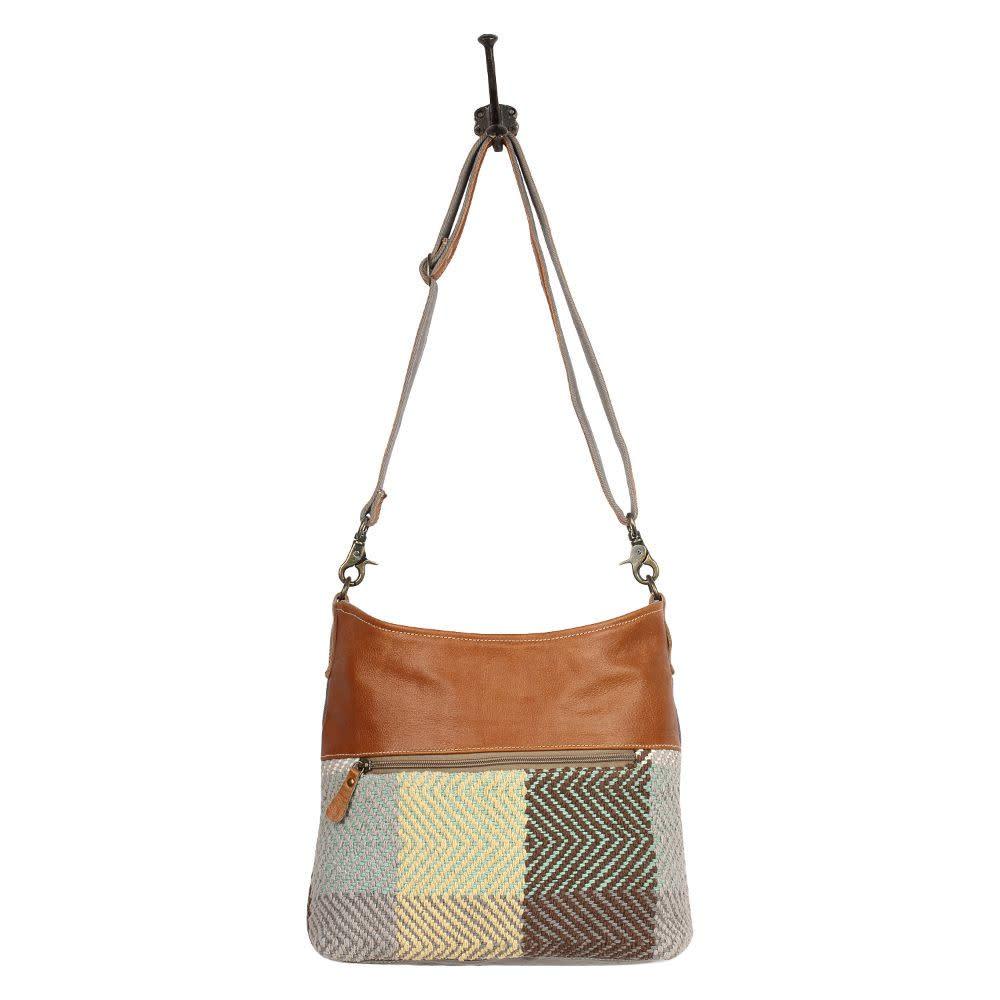 Tri N Zig Shoulder Bag