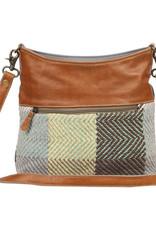 Myra Bag Tri N Zig Shoulder Bag