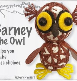 Kamibashi Barney The Owl