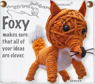 Kamibashi Foxy-Fox
