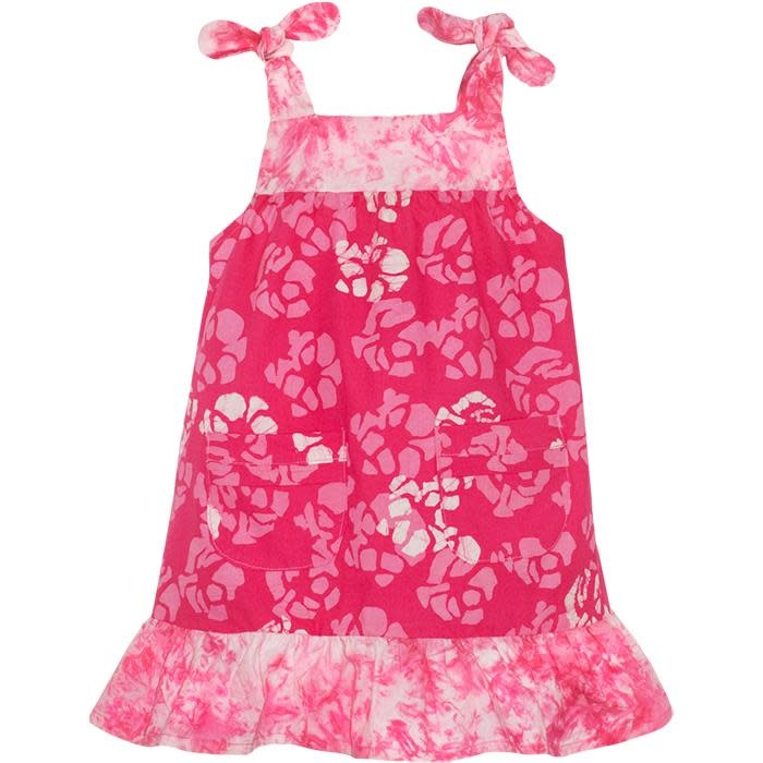 Girls' Pocket Dress
