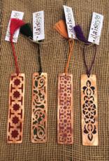 Red Copper Bookmark