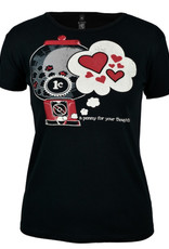 Penny for your Thoughts SS Tee
