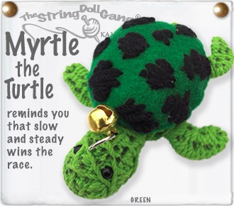 Kamibashi Myrtle the Turtle