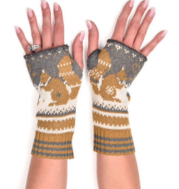 Squirrel Handwarmers