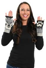 Grey Fox Handwarmers