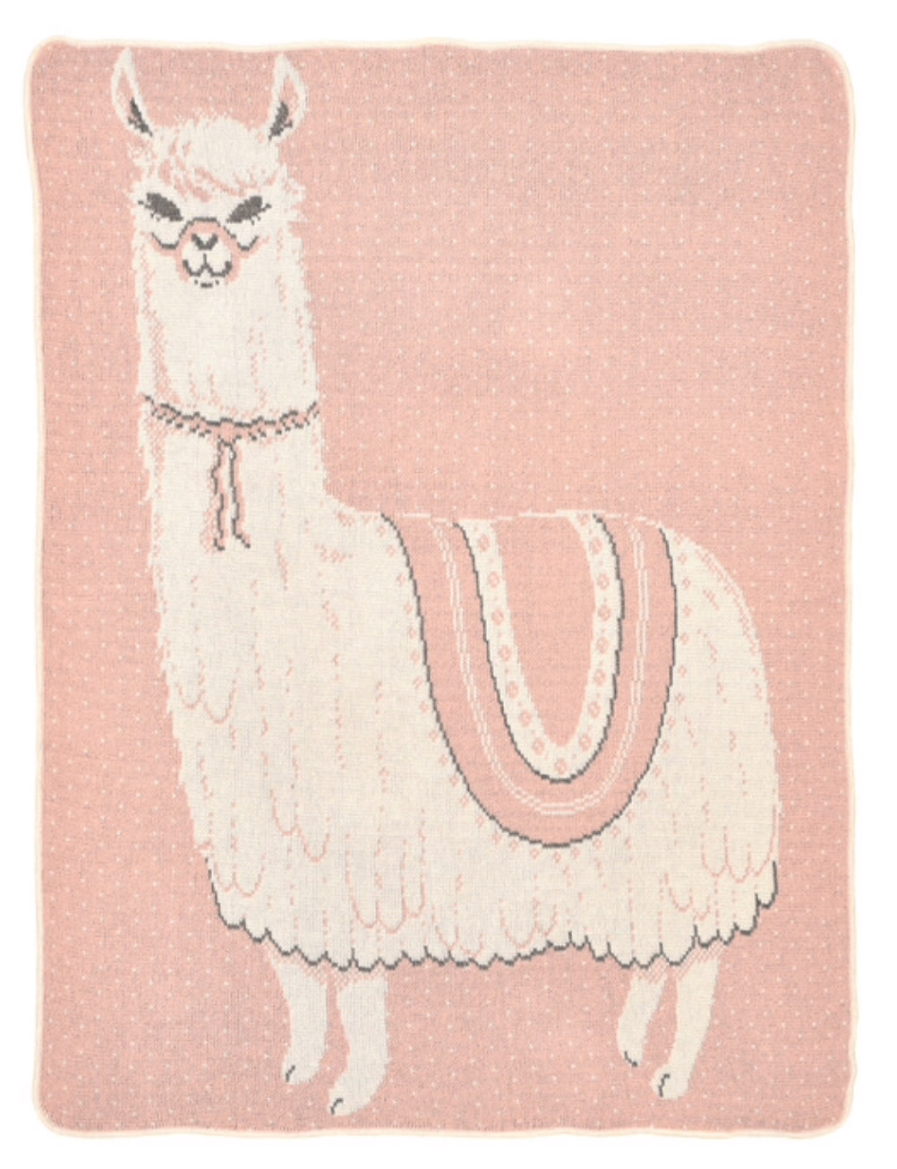 Llama Jr. Throw