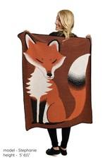 Fox Jr. Throw