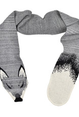 Grey Fox Scarf