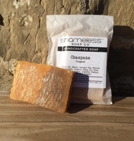 Shameless Soap Co Champaka Sample Soap