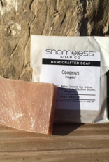 Shameless Soap Co Coconut Sample Soap