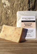 Shameless Soap Co Unscented Oatmeal Sample Soap
