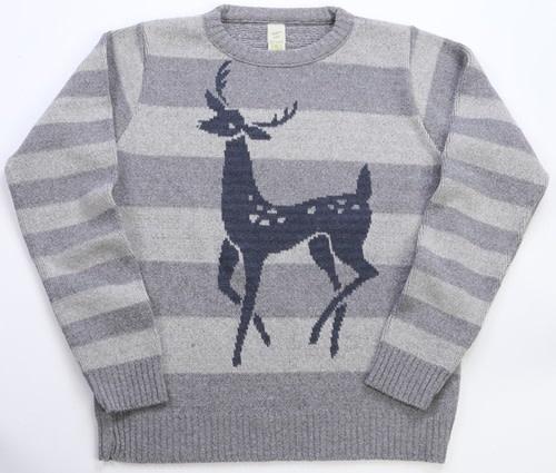 Deco Deer Sweater Crewneck