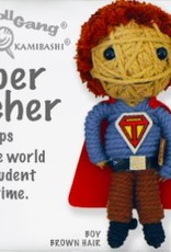 Kamibashi Super Teacher - Boy