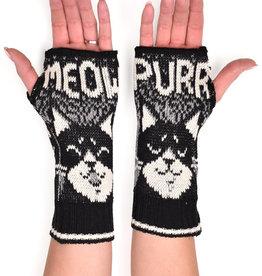 Tuxedo Cat Handwarmers