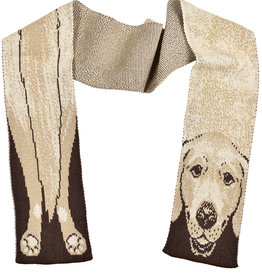 Golden Retriever Scarf