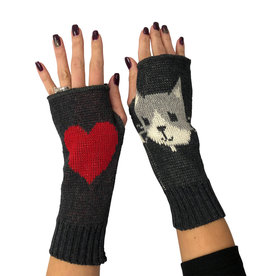 Banana Kitty Handwarmers