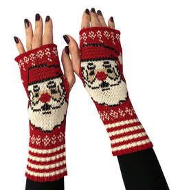 Green 3 Apparel Santa Handwarmers