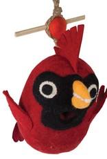 dZi Baby Cardinal Birdhouse