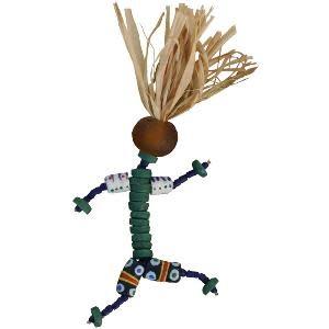 Global Mamas TS African Spirit-Hanging Ornament