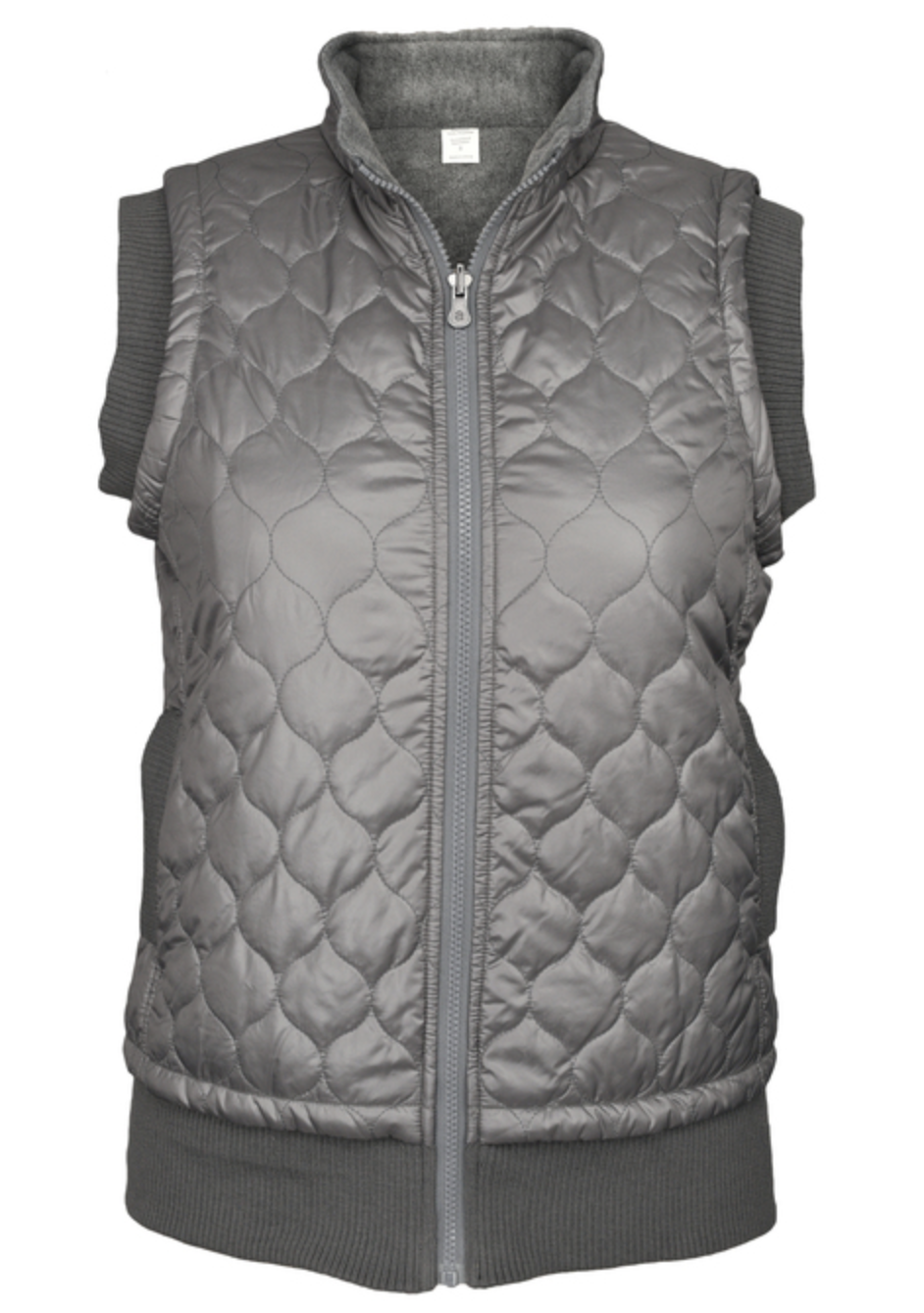 Quilted Reversible Vest