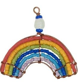 TS Beaded Ornaments Rainbow Mini Rainbow