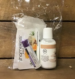 Shameless Soap Co Travel Bundle Assorted