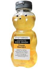 Orange Sherbert Bear