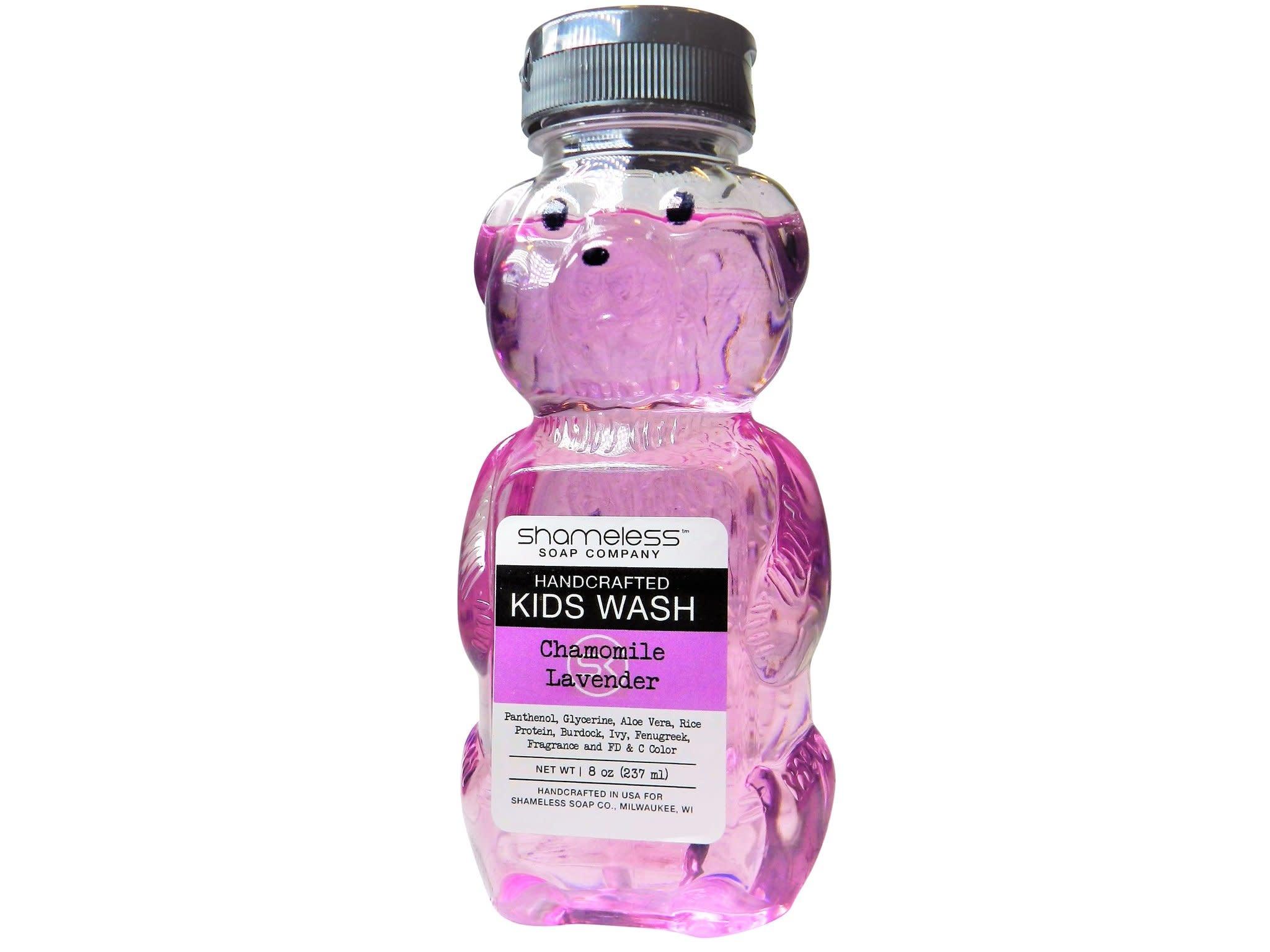 Shameless Soap Co Chamomile Lavender Bubble Bear