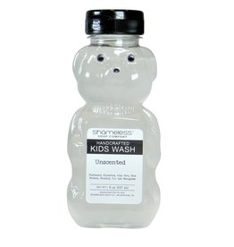 Shameless Soap Co Unscented Bear