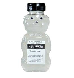 Shameless Soap Co Unscented Bubble Bear